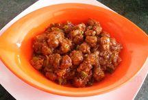 Gravy n side dish