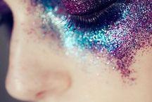 Glitter zone