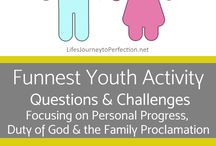 LDS YOUTH ACTIVITIES