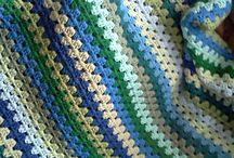 Yarn, thread, hook and needle