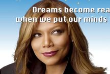Queen Latifah: Queen of inspiration / Some people have the power to inspire you in difficult times.. Queen Latifah, thank you for doing so!