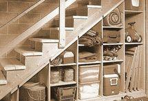 Fin plass under trapper