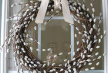 Wreath / Flower dekoration