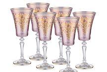 Bardak Takımları (Tiara Pink Deseni) / Sofralarınızı özel kılacak desenler...