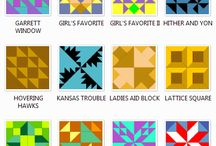 Quilting Tips & Blocks