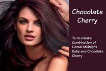 Choc Cherry Red
