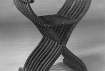 Medieval furniture