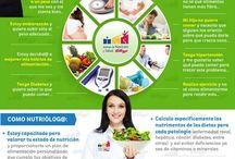 Nutrición / by Irais Cruz Zapata