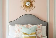 Color schemes for Mattie's new room / by Kristen Canale Everhart