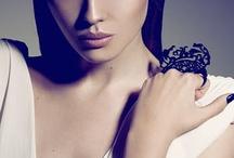 Portraits, make-up, fashion, style
