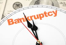 Bankruptcy / Reasons why people file for bankruptcy and how to Easily Rebuild Credit After Bankruptcy / by NewHorizon.Org