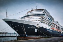 HAL Koningsdam equipped with Desso Carpet / MS Koningsdam Holland America Line's first pinnacle class cruise ship equipped with custom designed Desso Axminster carpet.