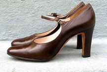 1960-1970s shoes