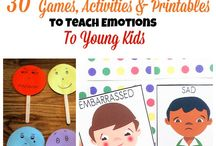 Emocionario - Emotions Activities