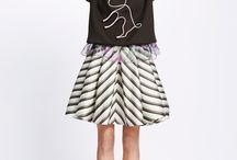 ✰ RUNWAY INSPIRATION - GRAPHICS ✰ / in pursuit of capturing new graphic/applique trends earlier