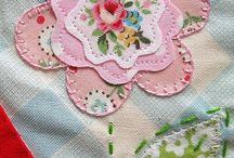 Hand Embroidery / Stitch