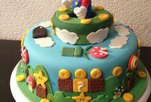 Mario pâte à sucre