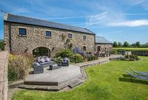 Outside Space / Great outside space that I have photographed for holiday cottafges and holiday homes.