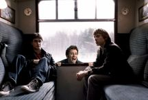 David Tennant in places he shouldn't be.... LOL!!!
