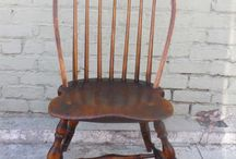 ANTIQUE CHAIRS