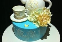 My cakes / Some of the cakes I've made :)