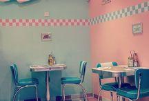 1950s Diner Inspiration
