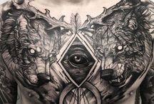 tattoo mão