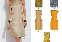 elbise modelleri klasik düz dar