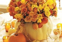 Fall decor / by Joan Limos