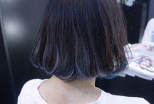 ヘア カラー・髪型