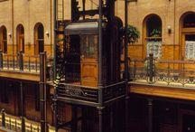 places: Bradbury Building