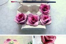 λουλούδια με αυγοθήκες