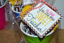 Teacher Gifts / by Lindy Harnarain