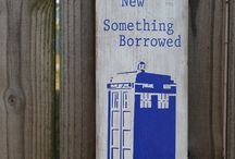 Dr. Who book and library. / Love all the Dr. Who pins related to reading, books and libraries!