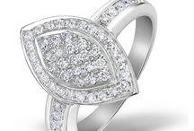 Gorgeous Diamond Jewellery / Beautiful handmade diamond and gemstone jewellery made in Britain.