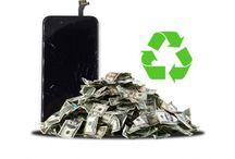 Reciclar Pantalla iPhone / Servicio de reciclaje en pantallas de iPhone. Empresa situada en Alicante recicla pantallas en toda España. Si tienes un servicio técnico no vendas tu pantallas nosotros te las reciclamos.