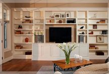 Built-Ins, Staircases, Wine Cellars