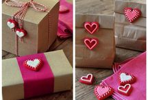 pretty gift wrapping / by adiley