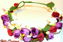 Head-Wreath for Party / by Jackie Maggs