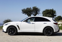 Infiniti Luxury Cars