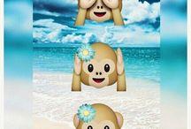 hello / emoji