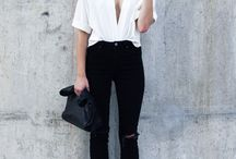 Street Style / Looks, fashion, street style, photograph, style, how to wear, trends