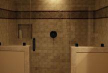 Bathroom ideas / by Robyn Mathison