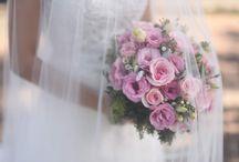 Elegant Garden Wedding / Pink and White Elegant Garden Wedding Ideas  Maj Valencia Wedding  www.makeupinmanila.com