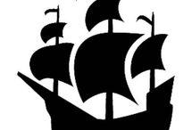 Bateaux De Pirates