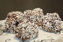 полезные конфеты / Рецепты полезных домашних конфет из сухофруктов, орехов, семечек без сахара