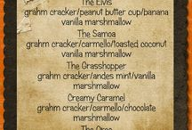 S'mores Bar / by Darbie Sizemore