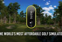 Tittle X Golf Simulator / Tittle X Golf Simulator