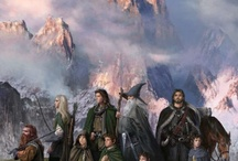 Lord of the Rings  / by Jason Campbell