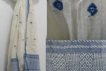 Stoles  / Dupattas , stoles and scarves from INDIA